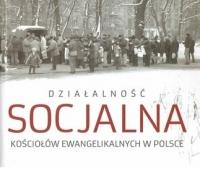 Piotr Karaś, Działalność socjalna kościołów ewangelikalnych w Polsce