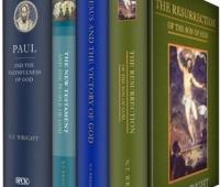 N.T. Wright, Paul and the faithfulness of God. Parts I, II, III, IV