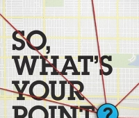 Fran Sciacca, So, what's your point. Finding the plot in a chart your own adventure culture