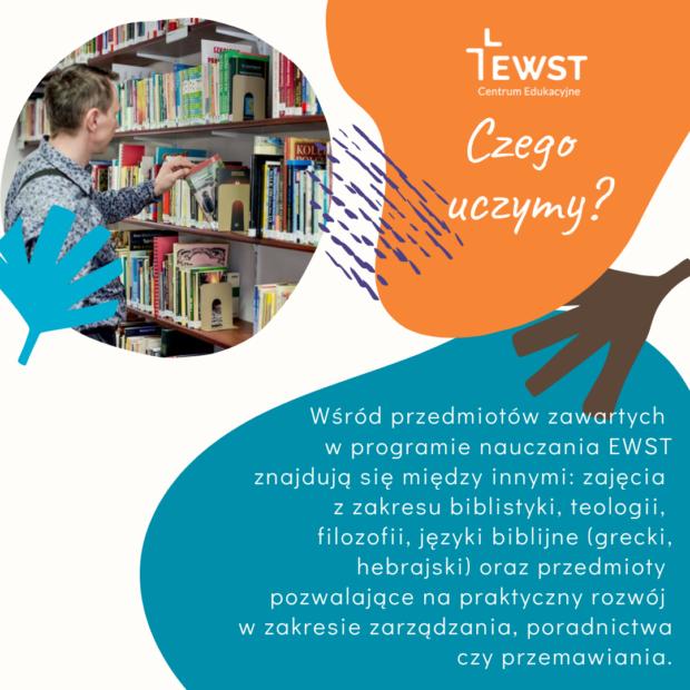 Czego uczymy w EWST?